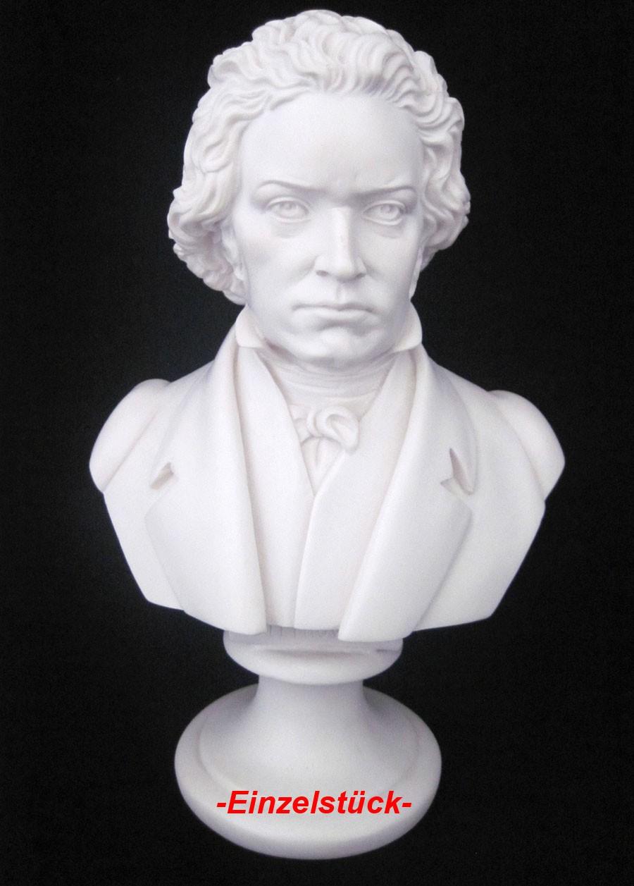 Büste Ludwig van Beethoven 23 cm Armani