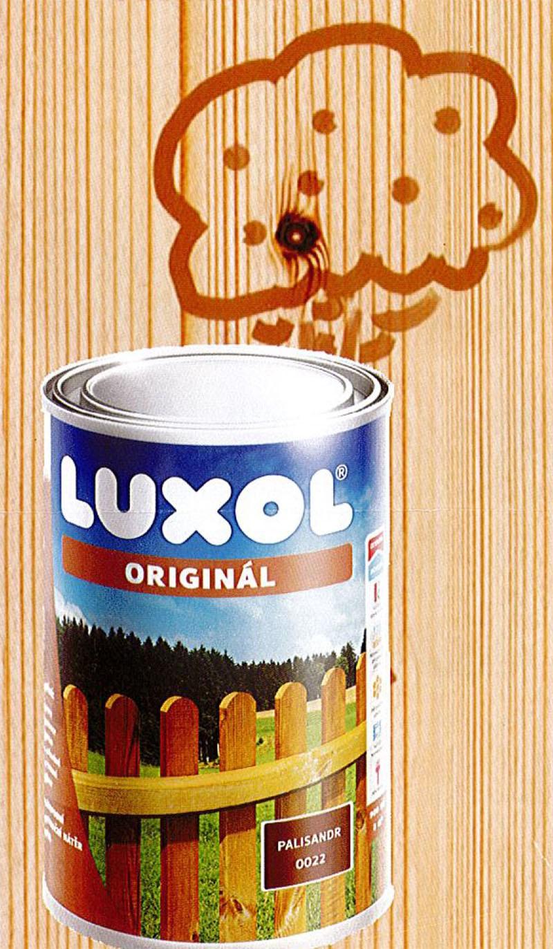 Luxol-Original Holzschutzlasur