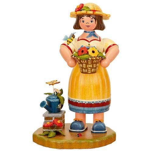 Hubrig - Räucherfrau Gärtnerin ca. 21 cm