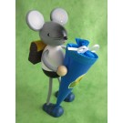 Maus Schulanfaenger Junge