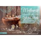 Wellness-Adventskalender 50 x 35 x 4 cm Zeit für Dich