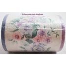 Tapeten - Bordüre floral, romantisch - Wildblumen ca. 8,5 cm x 10 m