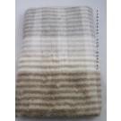 Duschtuch Noblesse Cashmere Streifen, Fb. 33 Sand ca.80 x 150 cm