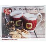 Tee - Adventskalender - Für Zwei - mit 24 Salus Teesorten