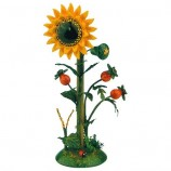 Hubrig Blumeninsel Sonnenblume ca. 14 cm