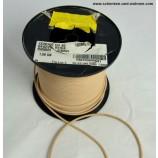 Schweißschnur 4 mmx5m PVC Cordon CR40 beige Meterware