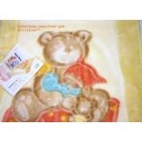 Wohn-und Schlafdecke  Baby Perla -Teddy Gelb, 80 x 110cm, 600g/m²