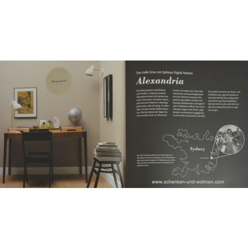 architects finest alexandria 2 0 l samtmatt schenken und. Black Bedroom Furniture Sets. Home Design Ideas