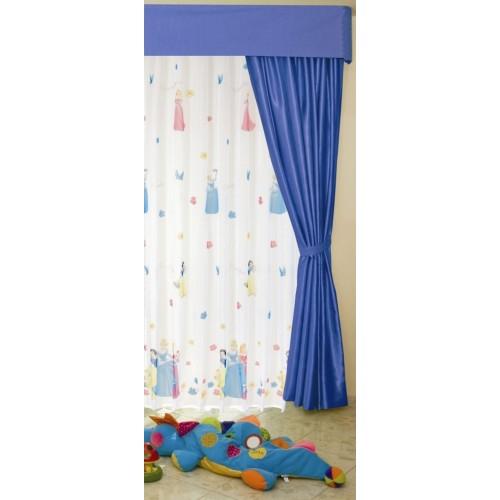deko schlaufenschal princess 145x205 cm schenken und. Black Bedroom Furniture Sets. Home Design Ideas