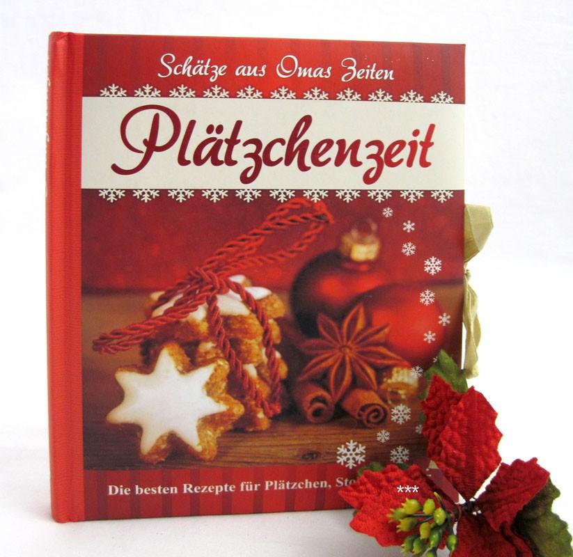"""Backbuch """"Plätzchenzeit"""" gebunden Ausgabe ISBN 978-3-86405-089-3"""