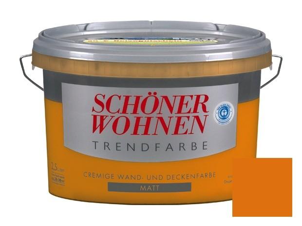 Schöner Wohnen Trendfarben-Mango matt -2,5 l