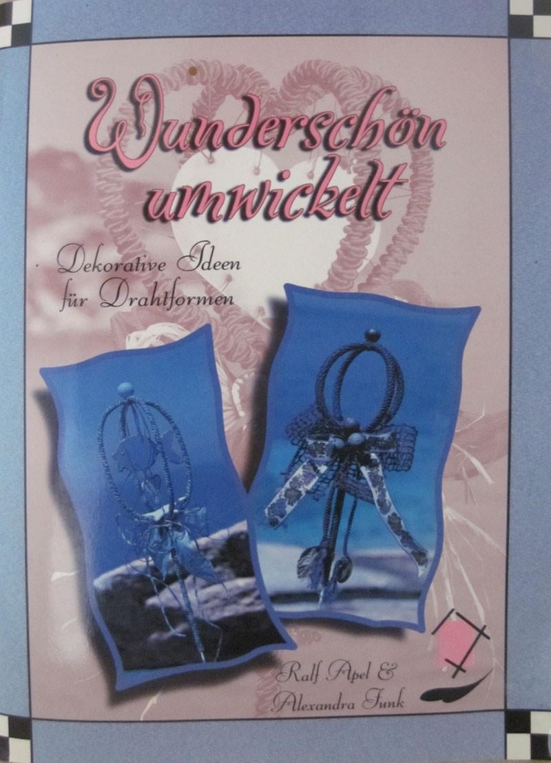 Bastelbuch-Wunderschön umwickelt