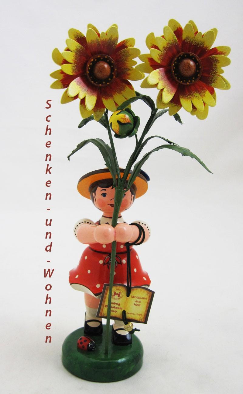 Blumenkind Mädchen - Korkadenblume 24 cm