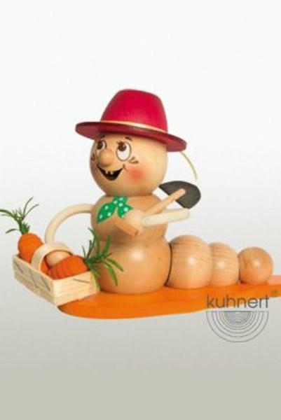 Rauchwurm Möhren Rudi