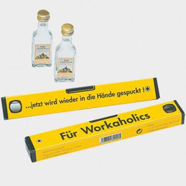 Wasserwaage - Für Workaholics 2x20 ml