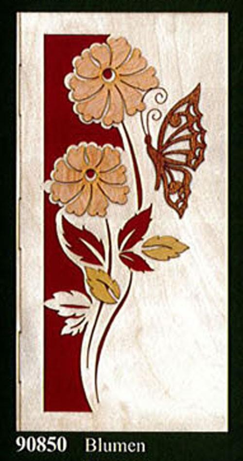 """Glückwunschkarte """"Blumen"""""""
