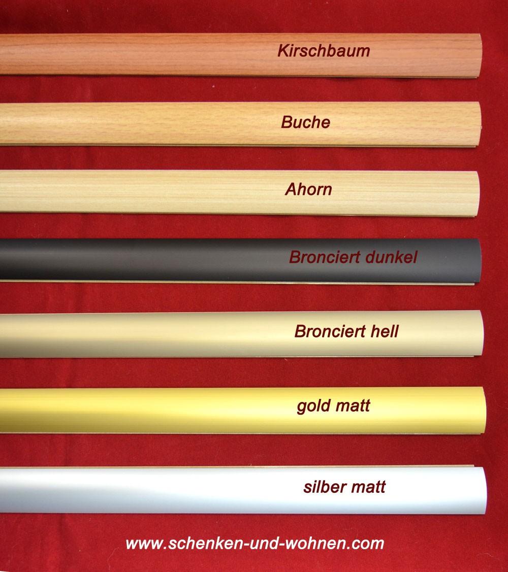 Übergangsprofil selbstklebend für Bodenbeläge 28 breitx1 m lang gold matt