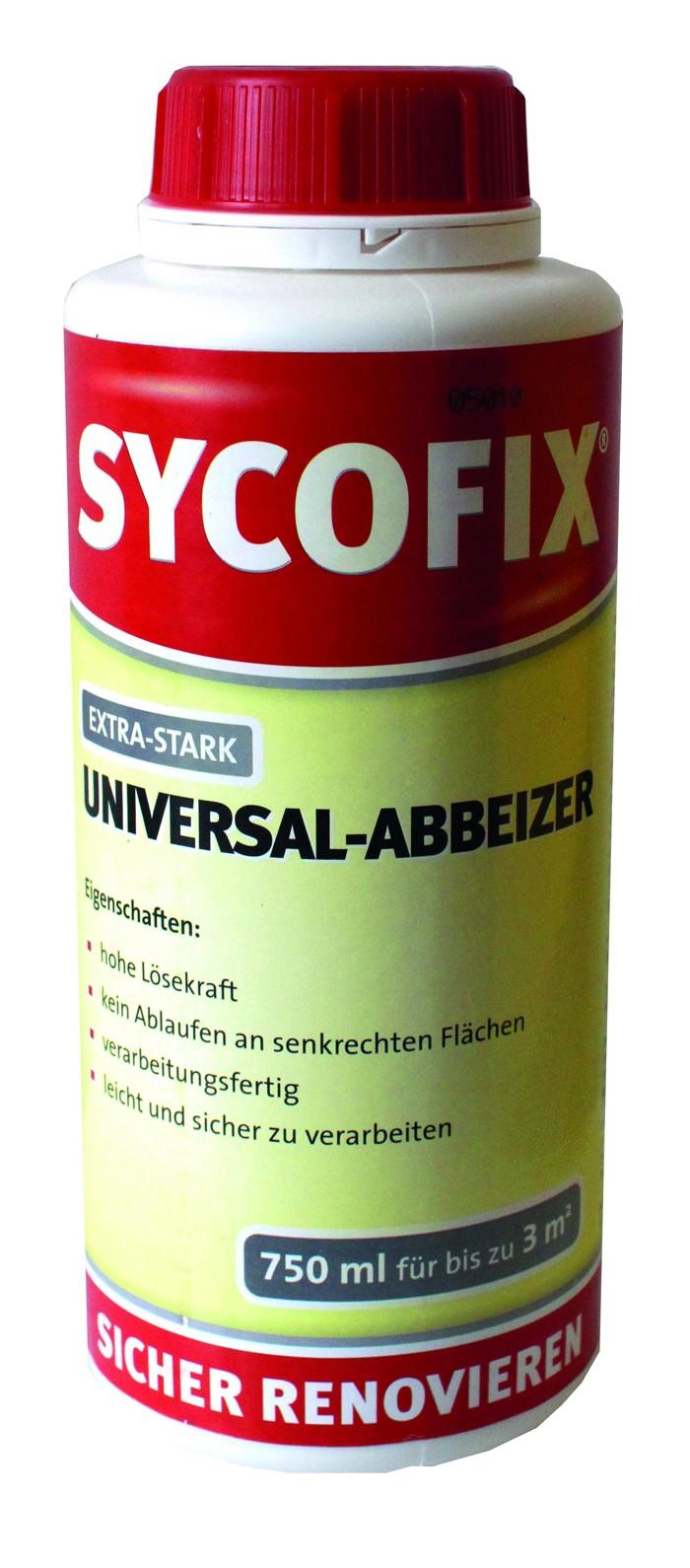 Sycofix - Universal Abbeizer extra - stark 750 ml