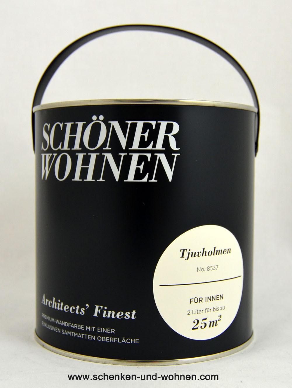 Architects Finest Tjuvholmen 2,0 l samtmatt