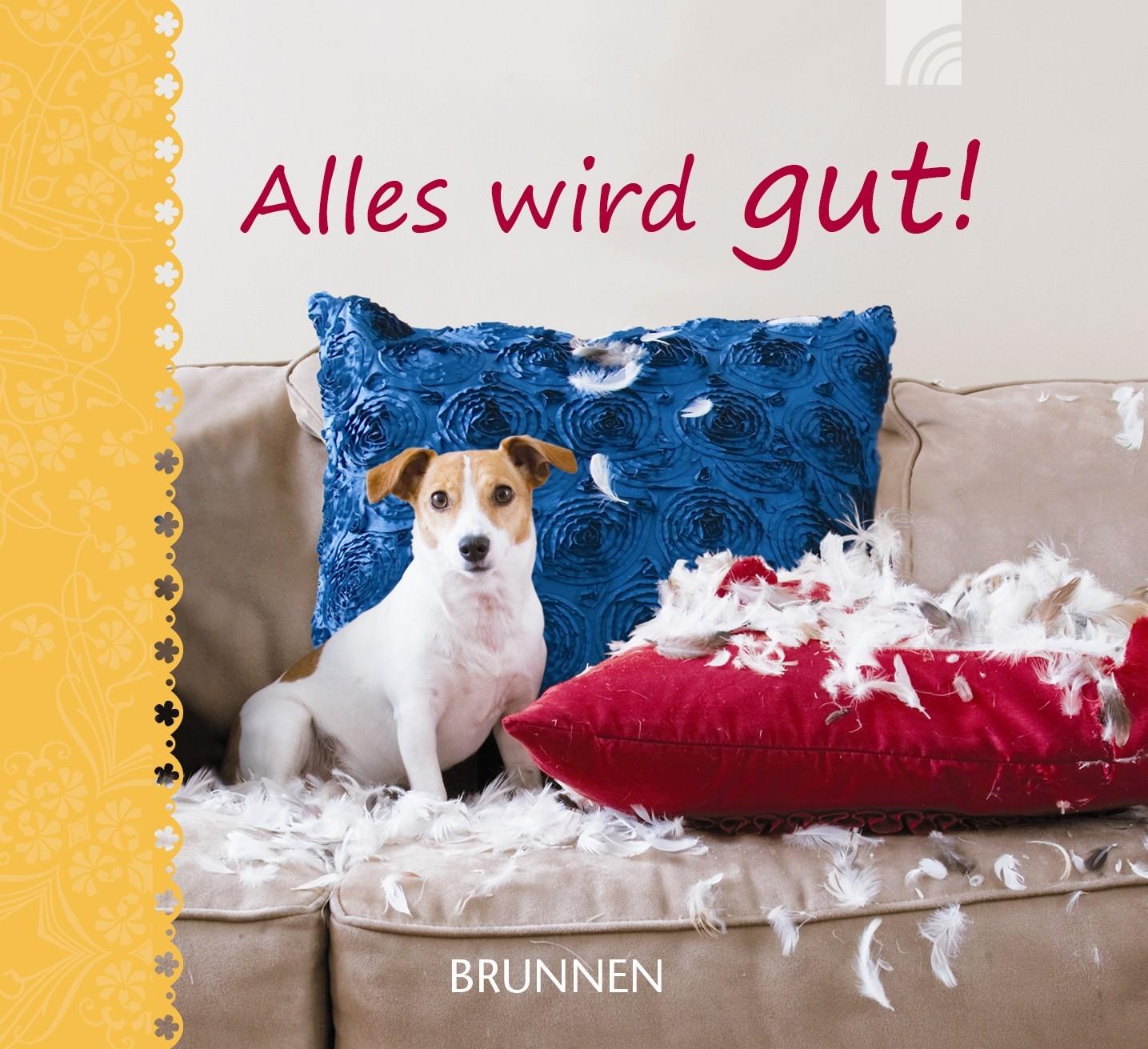 """Geschenkbüchlein """"Alles wird gut"""" ISBN 978-3-7655-1287-2"""