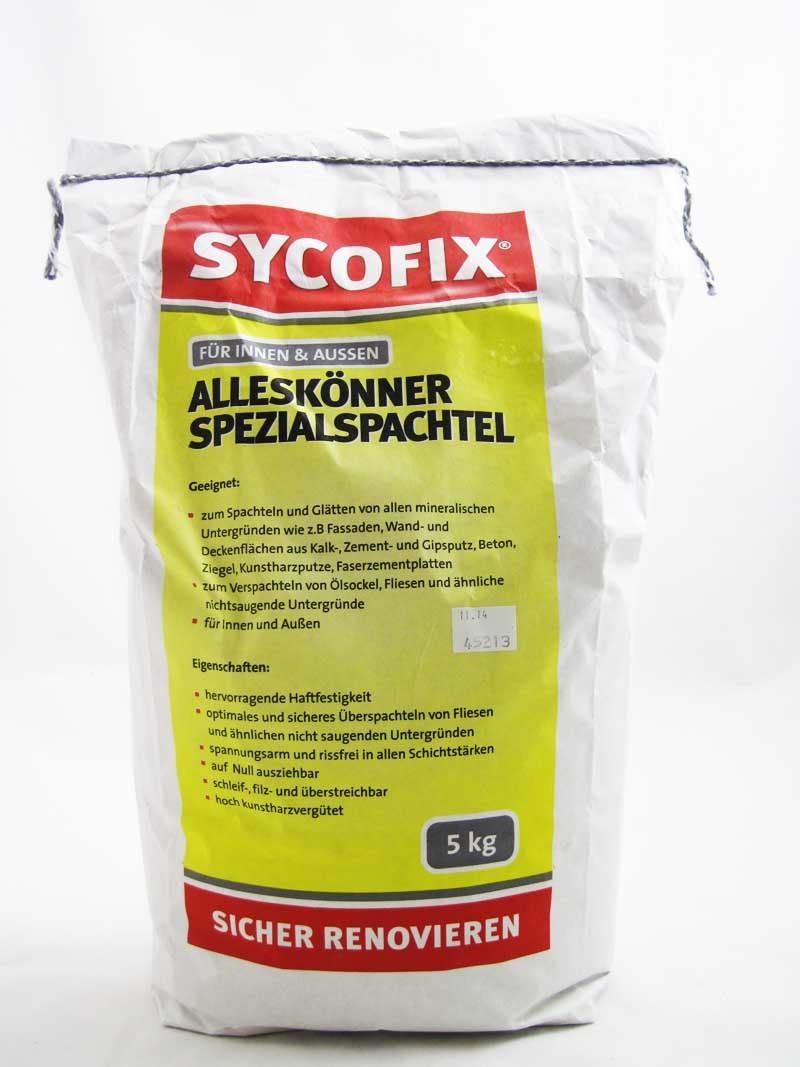 Sycofix - Alleskönner Spezialspachtel 5 kg