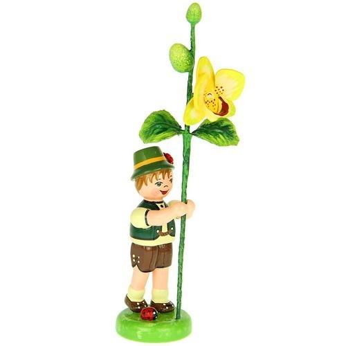"Hubrig Blumenjunge ""Orchidee"""