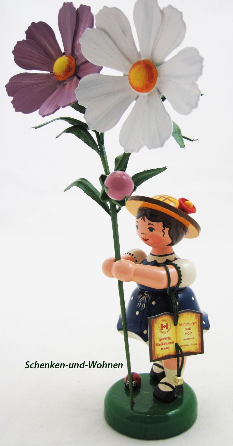 Blumenkind Mädchen - Cosmea 24 cm