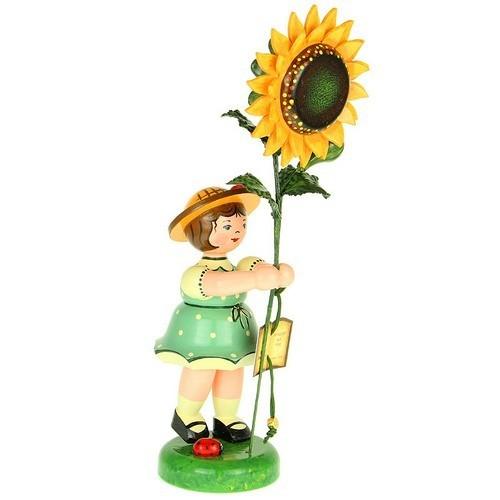 Hubrig - Blumenmädchen Sonnenblume