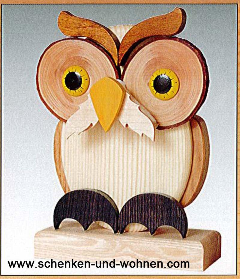 Brillenhalter - Eule ca.17cm