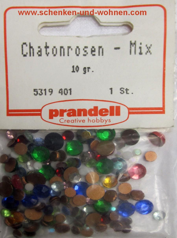 Chatonrosen-Mix 10 g Prandell