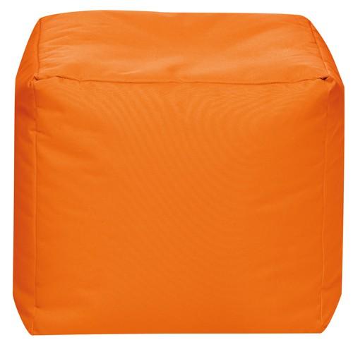 Sitzsack Würfel Cuba SCUBA-42 orange