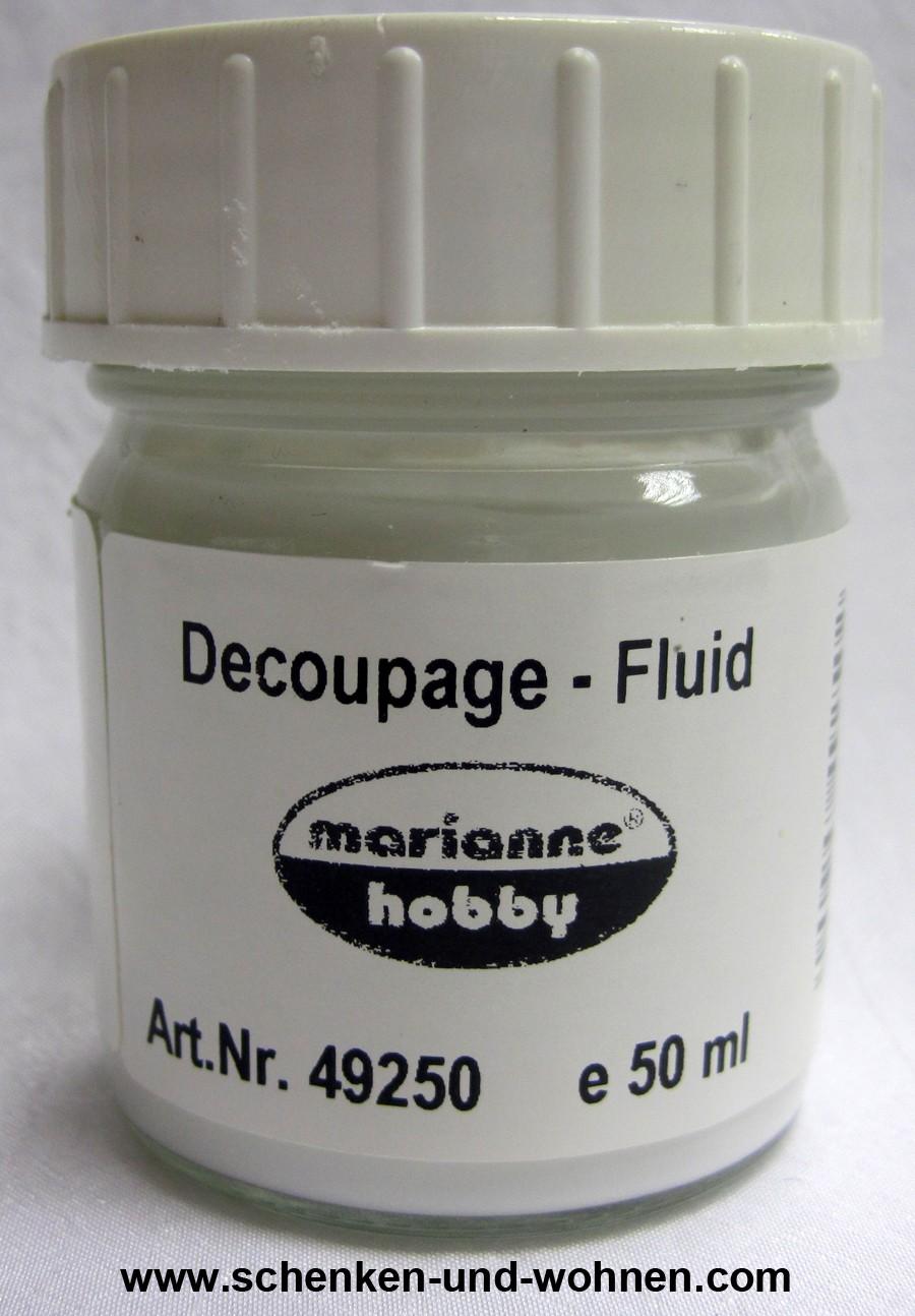 Decoupage-Fluid 50 ml