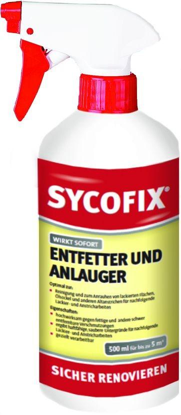 Sycofix - Entfetter & Anlauger 500ml