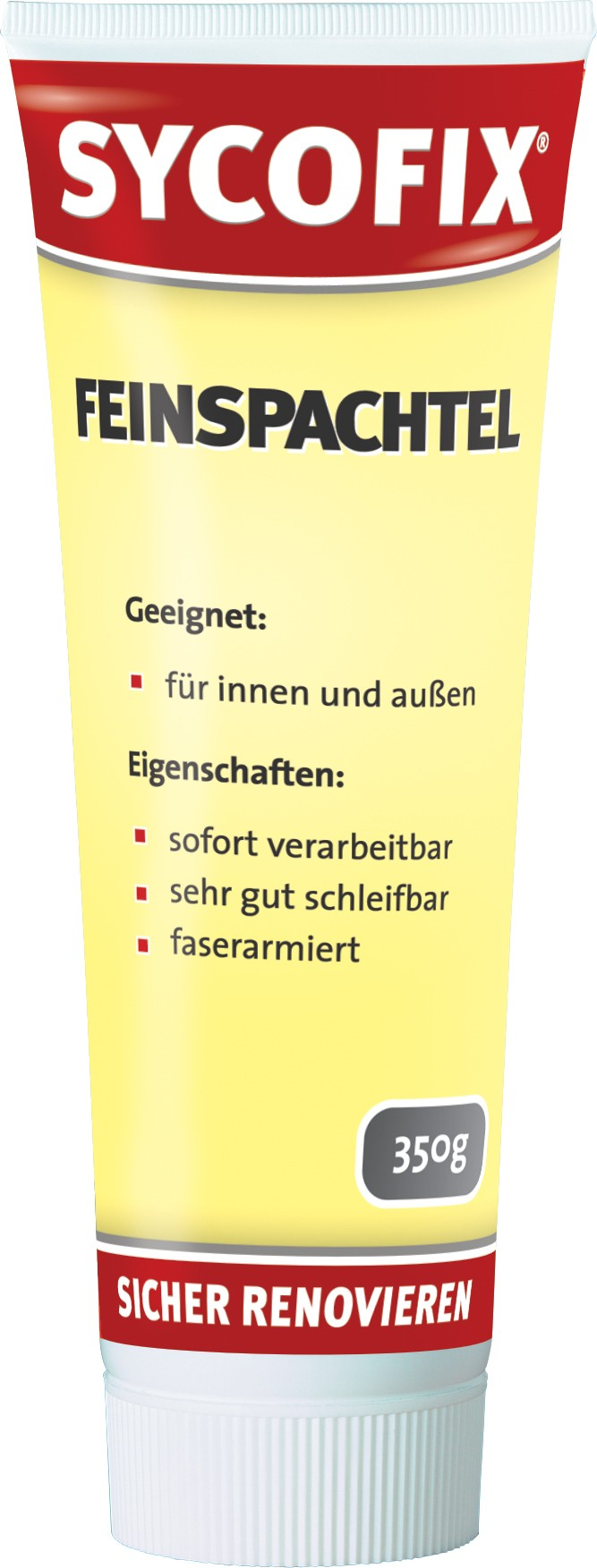 Sycofix - Feinspachtel 350g