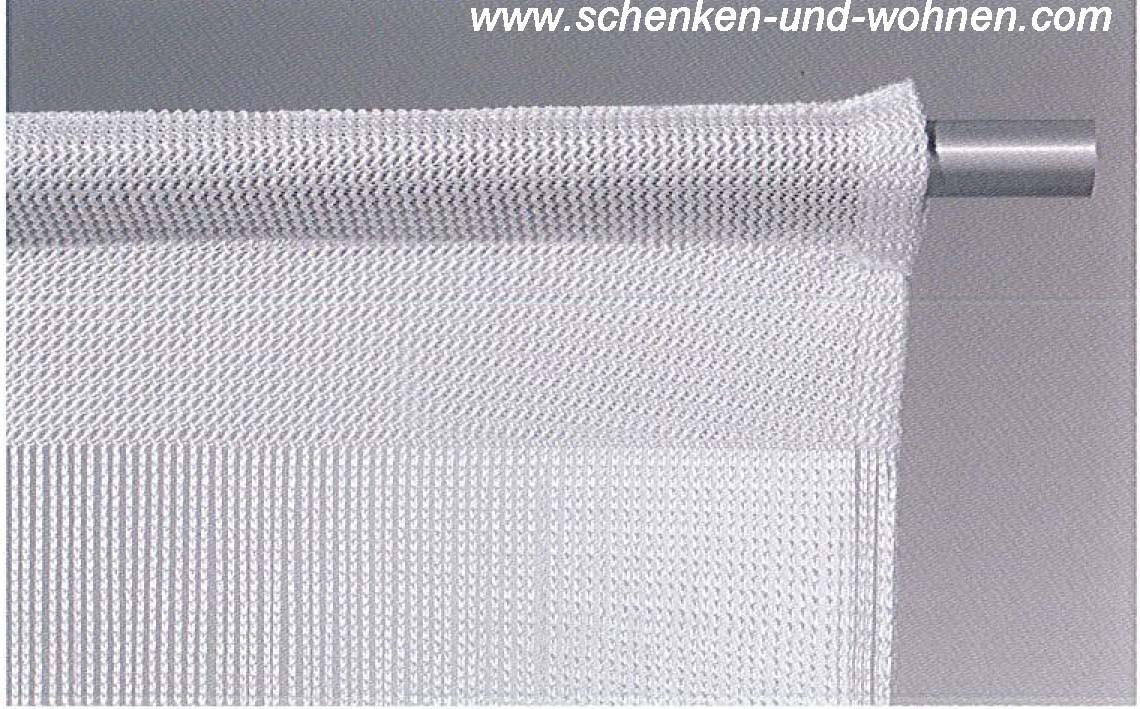 Fadengardine Türvorhang 100 x 200 cm (BxH) weiß