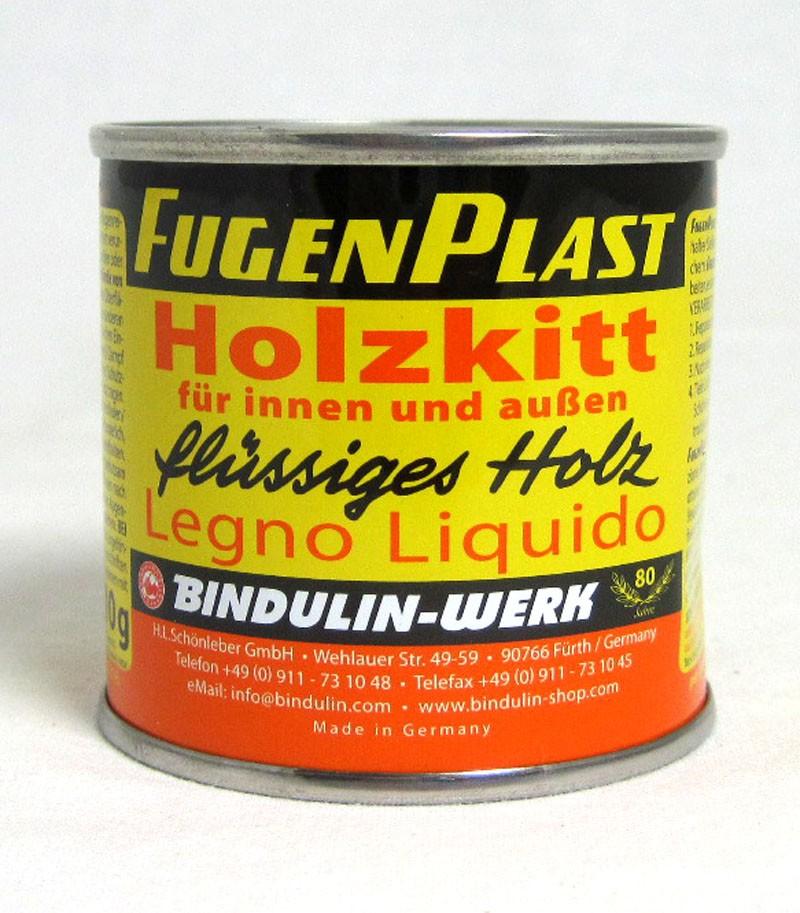 FugenPlast Holzkitt für Innen und Aussen - neutral FD12, 110 g