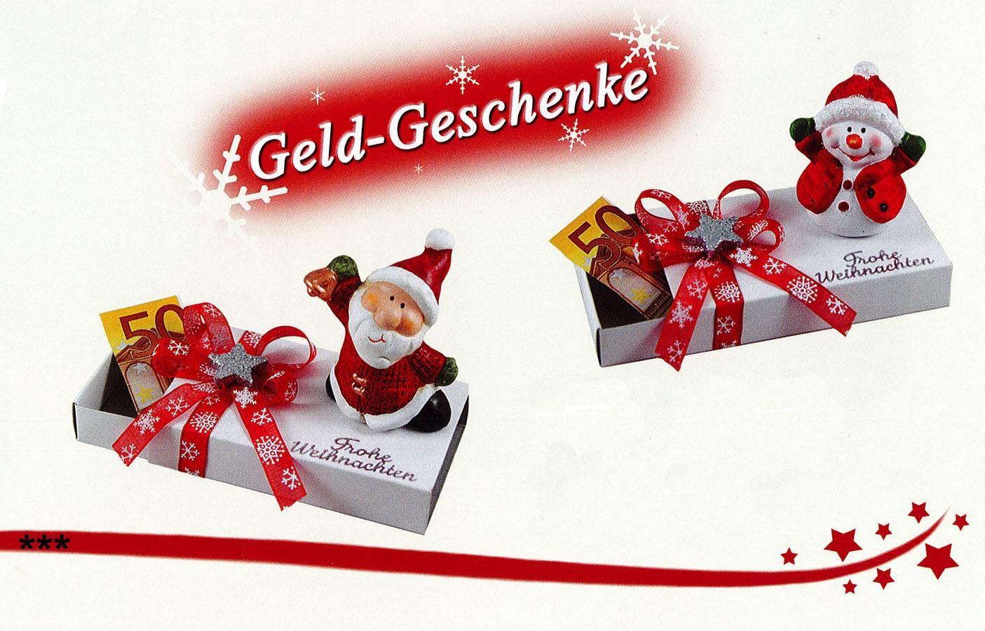 Geld-Geschenk Schachtel LBH: 1x6,5x9 cm