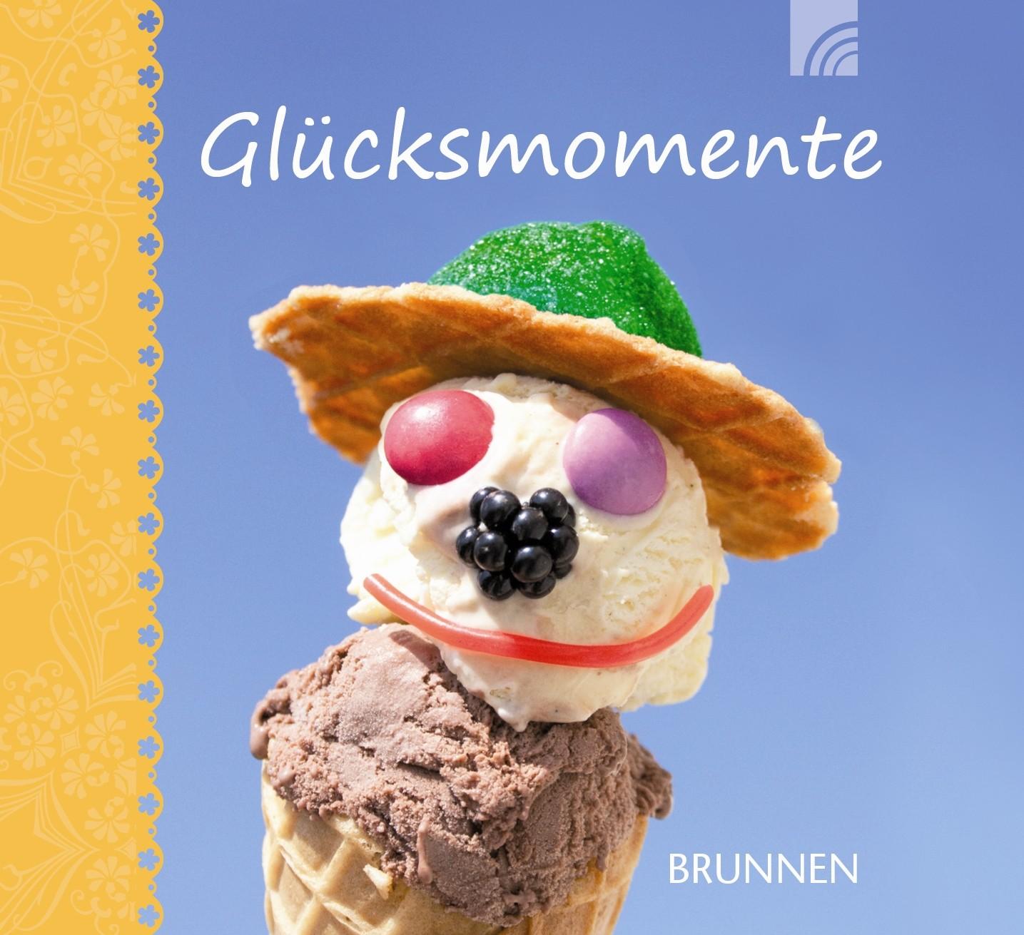 """Geschenkbüchlein """"Glücksmomente"""" ISBN 978-3-7655-1288-9"""