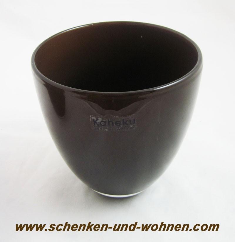 Übertopf, Pflanztopf - Athen - Braun ca. 18,0 cm hoch