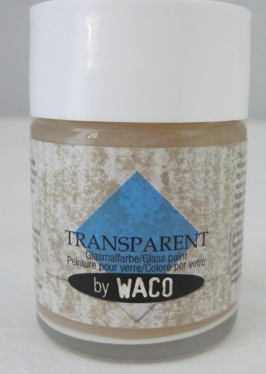 Glasmalfarbe weiß 50 ml Waco