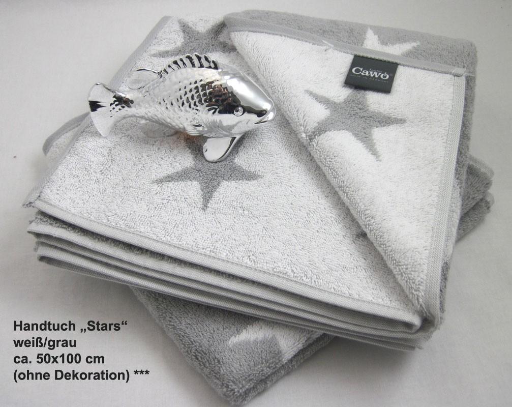 Handtuch Stars ca. 50x100 cm