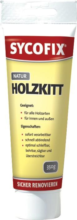Sycofix - Holzkitt  350g