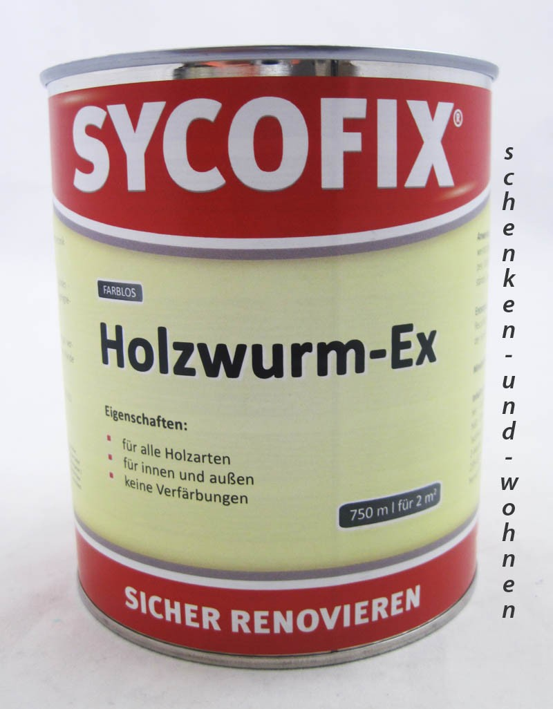Sycofix  - Holzwurm-Ex 750 ml