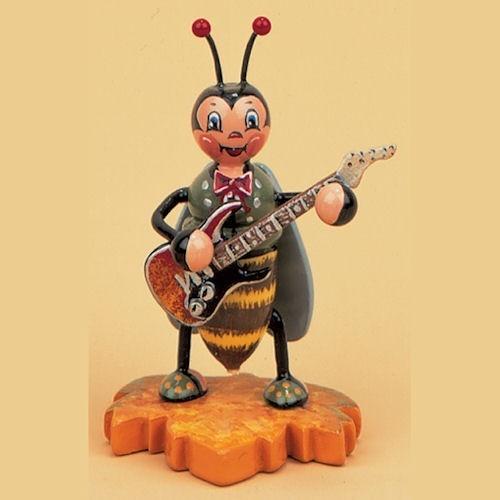 Hubrig - Hummelmännchen mit E-Gitarre