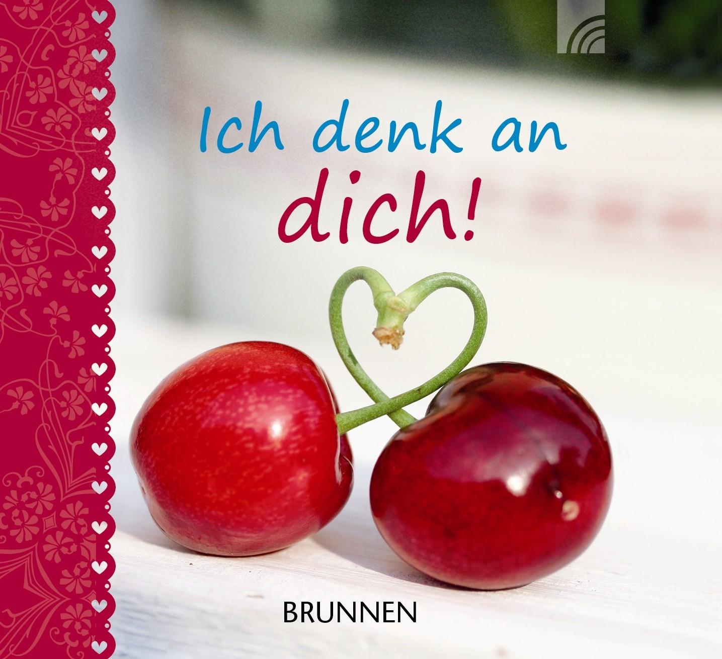 """Geschenkbüchlein """"Ich denk an dich!"""" ISBN 978-3-7655-1290-2"""