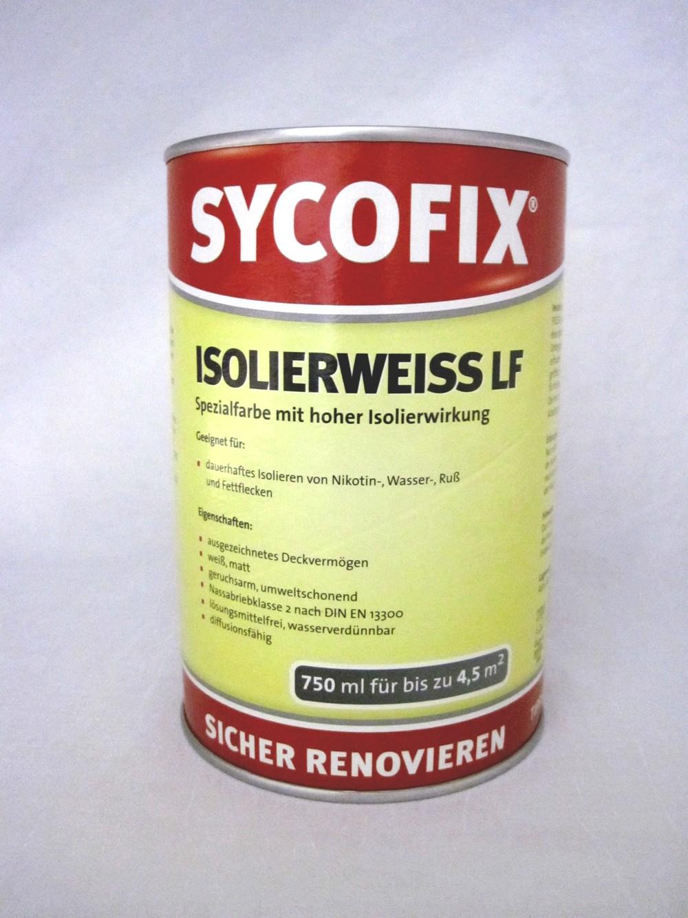 Sycofix - Isolierweiß 750 ml
