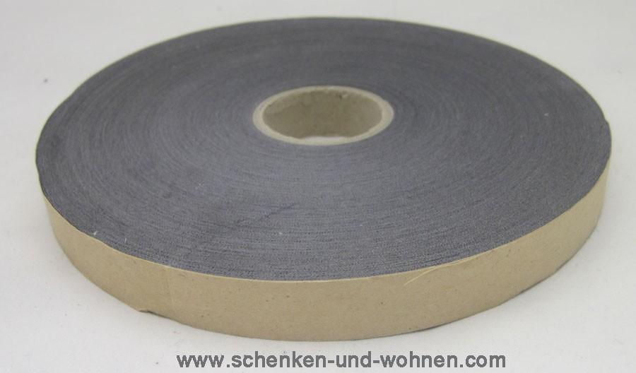 Kettelbeilaufbänder 16 mm für Miniket Maxiket Fb. 83 anthrazit