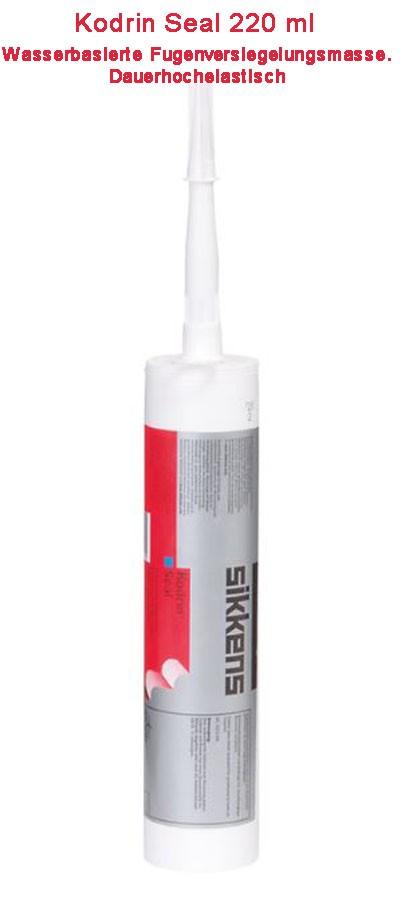 Sikkens Kodrin Seal 320 ml semitransparent Fugenmasse