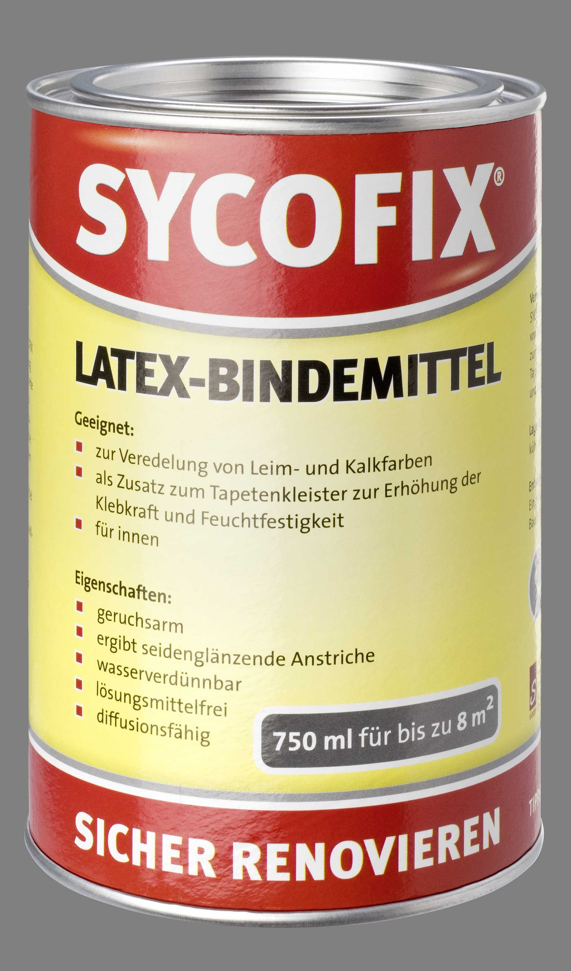 Sycofix - Latex Bindemittel 750ml