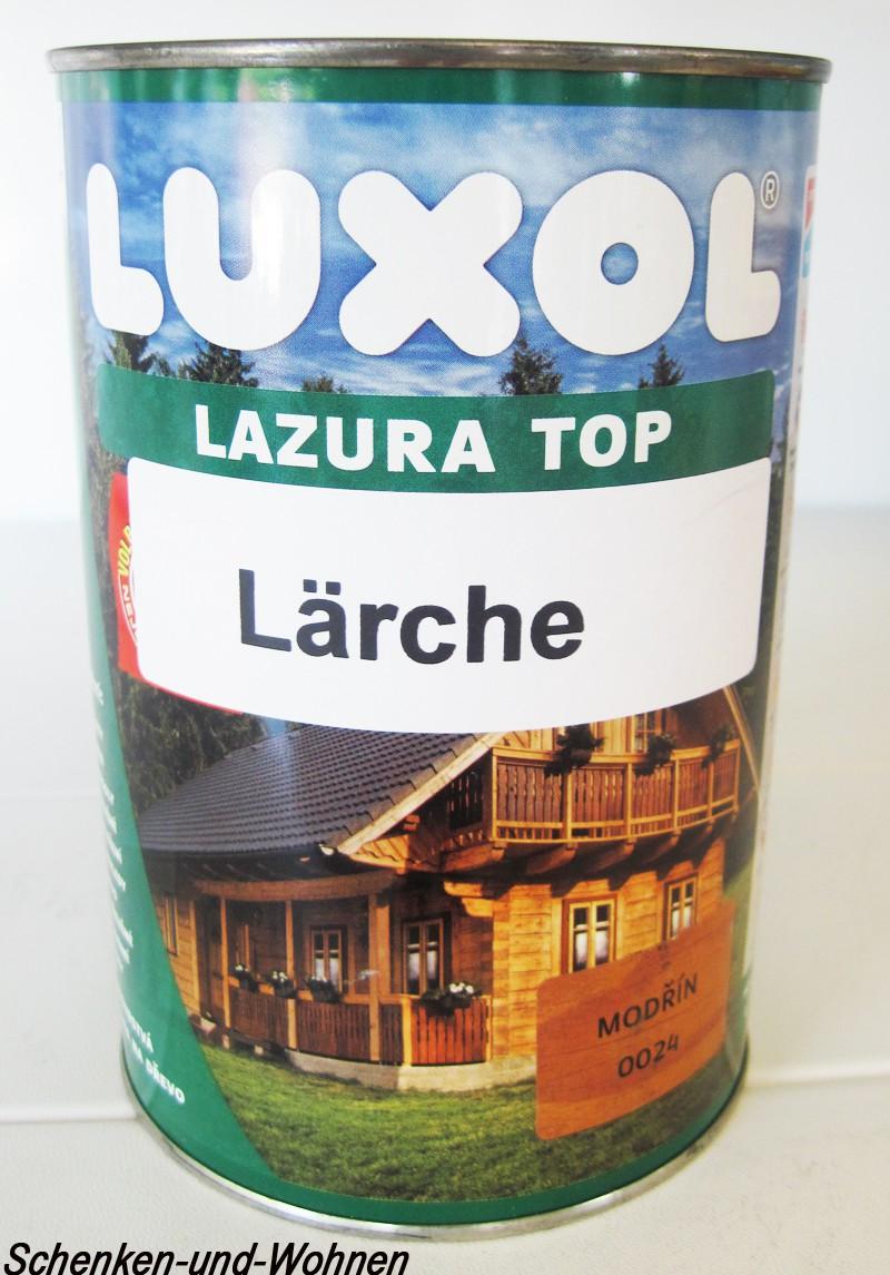 Luxol Lazura Top-lärche-900 ml